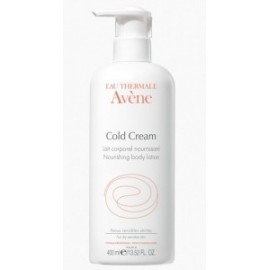 AVENE COLD CREAM LECHE CORPORAL 400ML.