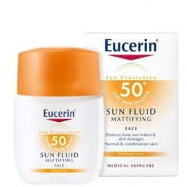EUCERIN SUN FLUID MATIFICANTE SPF 50+ 50ML