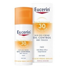 EUCERIN SUN GEL-CREME OIL CONTROL DRY TOUCH SPF 30 50ML