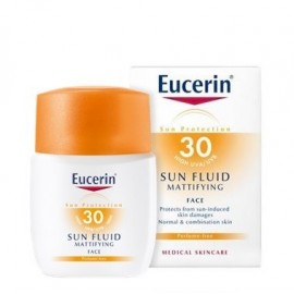 EUCERIN SUN FLUID MATIFICANTE SPF 30 50ML