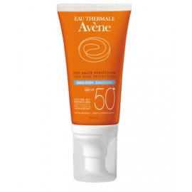 AVENE SOLAR EMULSION FPS-50+ SIN PERFUME 50ML.