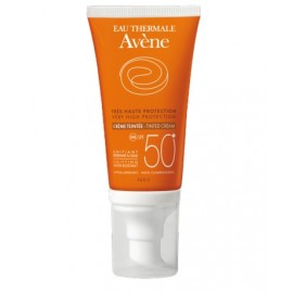 AVENE SOLAR CREMA COLOREADA FPS-50+ 50ML.