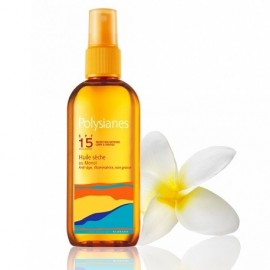 POLYSIANES ACEITE SECO AL MONOI SPF15 SPRAY 150ML.