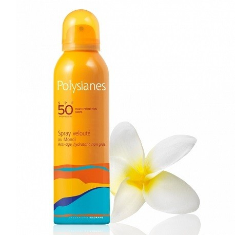 POLYSIANES SPRAY SEDOSO AL MONOI SPF50 200ML.