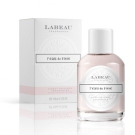 LABEAU EAU DE TOILETE SPRAY FRAICHE L'EAU DE ROSE 60ML.