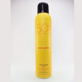 SENSILIS SUN SECRET SPRAY TRANSPARENTE SPF 50+ 200ML