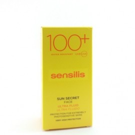 SENSILIS SUN SECRET ULTRA FLUIDO 100+ 40ML