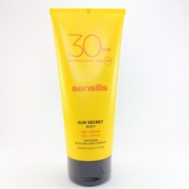 SENSILIS SUN SECRET GEL CREMA SPF 30 200ML