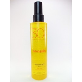 SENSILIS SUN SECRET ACEITE SECO SPF 30 200ML
