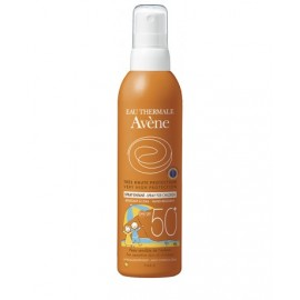 AVENE SOLAR SPRAY NIÑOS FPS-50+ 200ML.