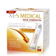 XLS MEDICAL MAX STRENGHT 60 STICKS