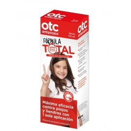 OTC ANTIPIOJOS FORMULA TOTAL SPRAY 125ML.