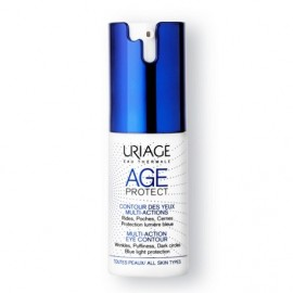 URIAGE AGE PROTECT CONTORNO OJOS MULTIACCION 15ML.