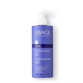 URIAGE CREMA LAVANTE BEBE GEL SIN JABON 500ML,
