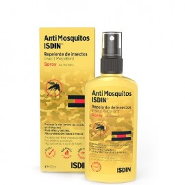ANTIMOSQUITOS ISDIN REPELENTE DE INSECTOS SPRAY 100ML.