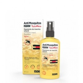 ANTIMOSQUITOS ISDIN PEDIATRICS REPELENTE DE INSECTOS INFANTIL SPRAY 100ML.