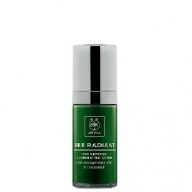 APIVITA BEE RADIANT SERUM ILUMINADOR DEFENSA ANTIEDAD 30ML.