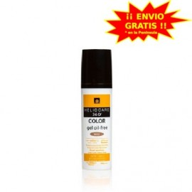 HELIOCARE 360° GEL OIL-FREE COLOR BEIGE 50ML