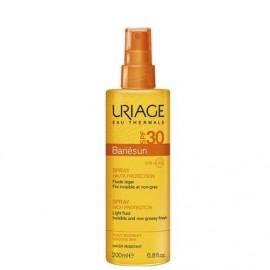 URIAGE BARIESUN FLUIDO LIGERO SPF 30 SPRAY 200 ML.