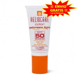 HELIOCARE GELCREAM SPF 50 COLOR LIGHT 50ML
