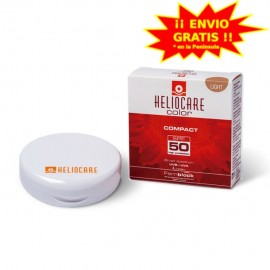 HELIOCARE COMPACTO SPF 50 COLOR LIGHT 10G