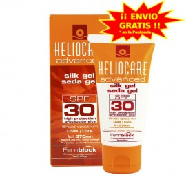 HELIOCARE ADVANCED SILK GEL SEDA GEL SPF 30 50ML