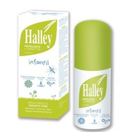 HALLEY INFANTIL LOCION REPELENTE INSECTOS SPRAY 100ML