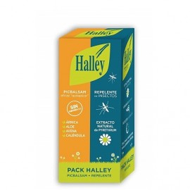HALLEY PACK PICBALSAM SPRAY 40ML + REPELENTE SPRAY 150ML.