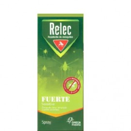 RELEC FUERTE REPELENTE DE MOSQUITOS SPRAY 75ML