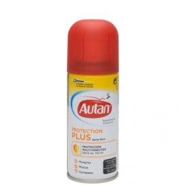AUTAN REPELENTE MOSQUITOS PROTECTION PLUS SPRAY 100ML.