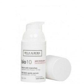 BELLA AURORA BIO10 PROTECT TRATAMIENTO INTENSIVO PIEL MIXTA GRASA OIL FREE 30ML.