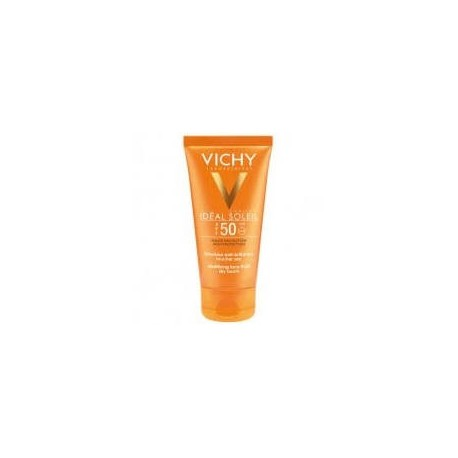 VICHY IDEAL SOLEIL EMULSION ACABADO SECO SPF 50+ 50ML