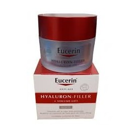 EUCERIN HYALURON-FILLER +VOLUME-LIFT CREMA NOCHE 50ML.