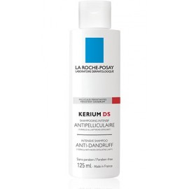 LA ROCHE POSAY KERIUM DS CHAMPÚ INTENSIVO ANTI CASPA 125ML.