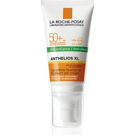 ANTHELIOS XL SPF 50+ GEL-CREMA TOQUE SECO ANTI-BRILLOS CON PERFUME 50ML.
