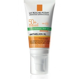 ANTHELIOS XL SPF 50+ GEL-CREMA TOQUE SECO ANTI-BRILLOS CON COLOR 50ML.