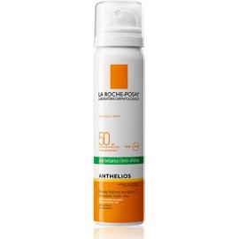 ANTHELIOS BRUMA FACIAL INVISIBLE ANTI-BRILLOS SPF 50 75ML.