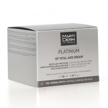 MARTIDERM PLATINUM VITAL AGE CREMA PIEL NORMAL MIXTA 50ML.