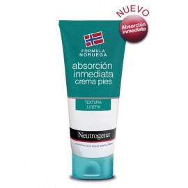 NEUTROGENA CREMA PIES ABSORCION INMEDIATA 100ML.
