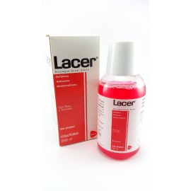 LACER COLUTORIO DENTAL ANTICARIES 200ML.
