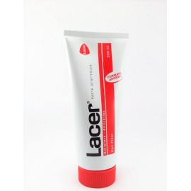 LACER PASTA DENTAL ANTICARIES CON FLUOR 200ML.