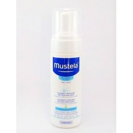 MUSTELA CHAMPU MOUSSE RECIEN NACIDO 150ML