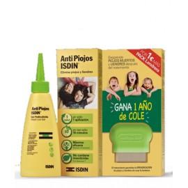ISDIN ANTIPIOJOS GEL PEDICULICIDA 100ML.