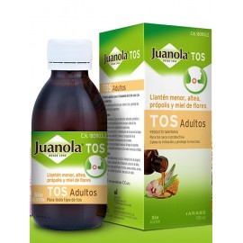 JUANOLA JARABE TOS ADULTOS 150ML